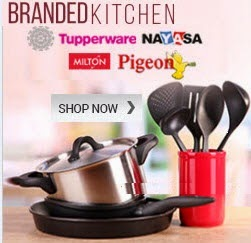 Cookware at upto 60% off + 25% off + 5% off at Pepperfry