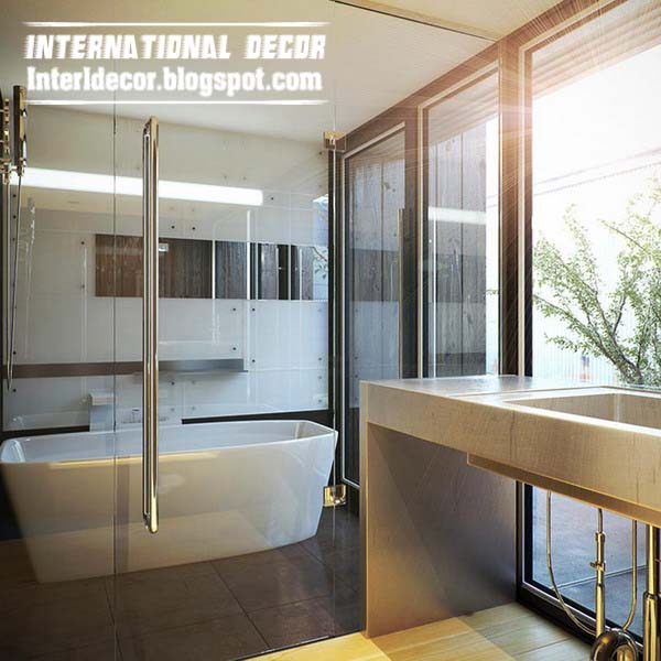 How to create a bathroom in the japanese style rules 42 for Bathroom interior design rules