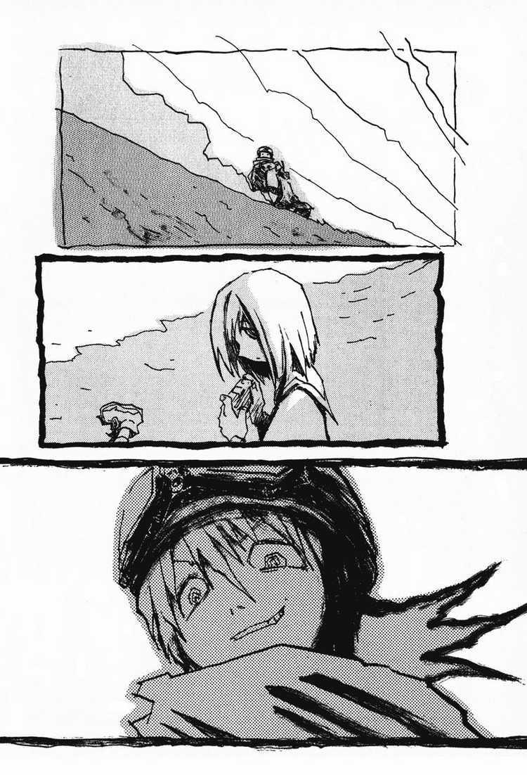 Furi Kuri chap 1 - Trang 10
