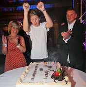 One Direction: Niall's birthday party, .