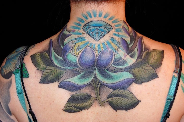 Tattoo Designs Flowers And Meanings Lotus Flower Tattoo Designs