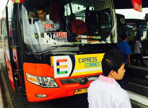 EDSA Express Buses