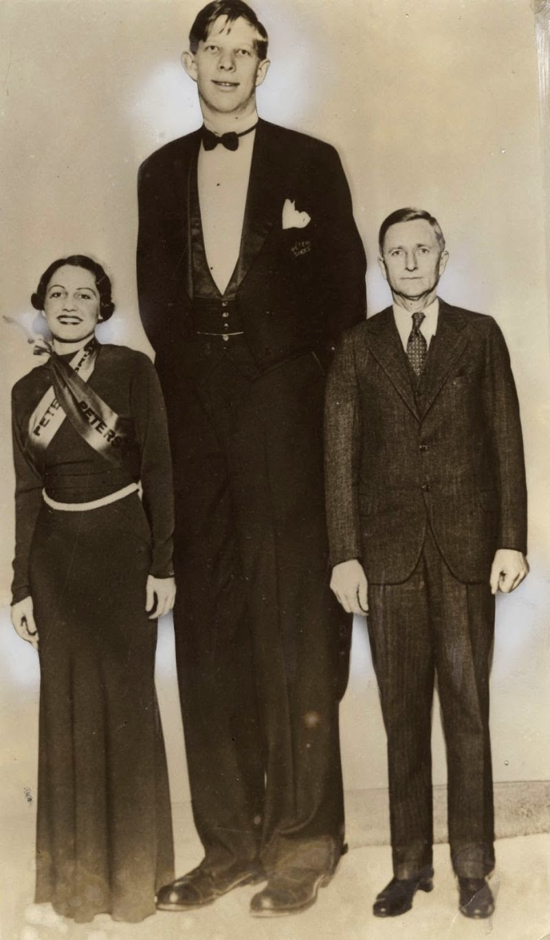 Robert Wadlow Story Of The Tallest Man Who Ever Lived