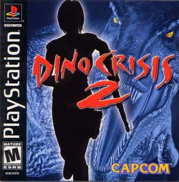 Dino Crisis 2 | El-Mifka
