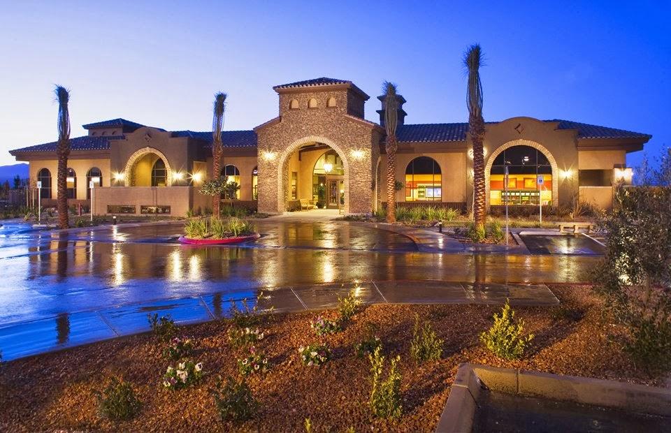 Las Vegas Real Estate Madeira Canyon Neighborhood Homes