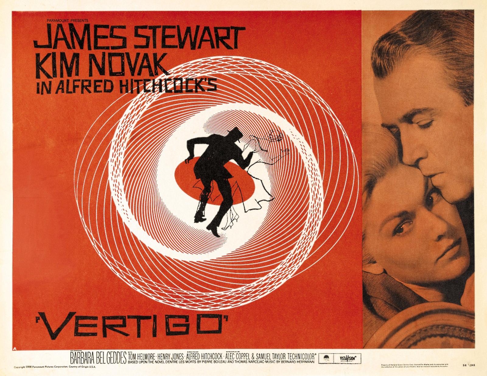 exhale film review vertigo 1958