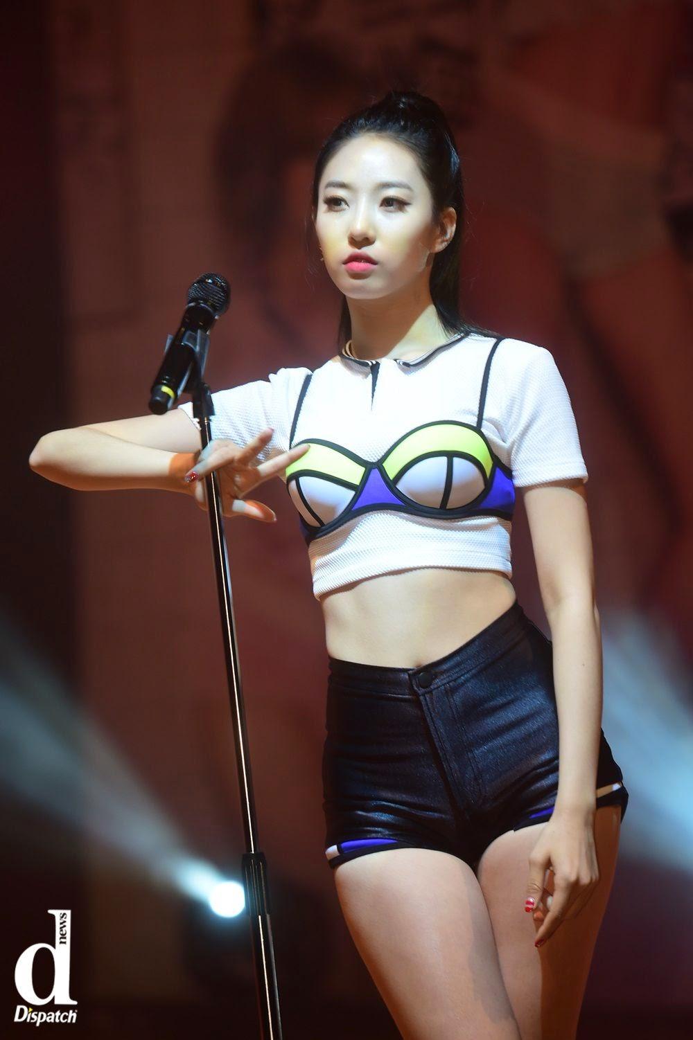 Bestie Dahye Excuse Me Live