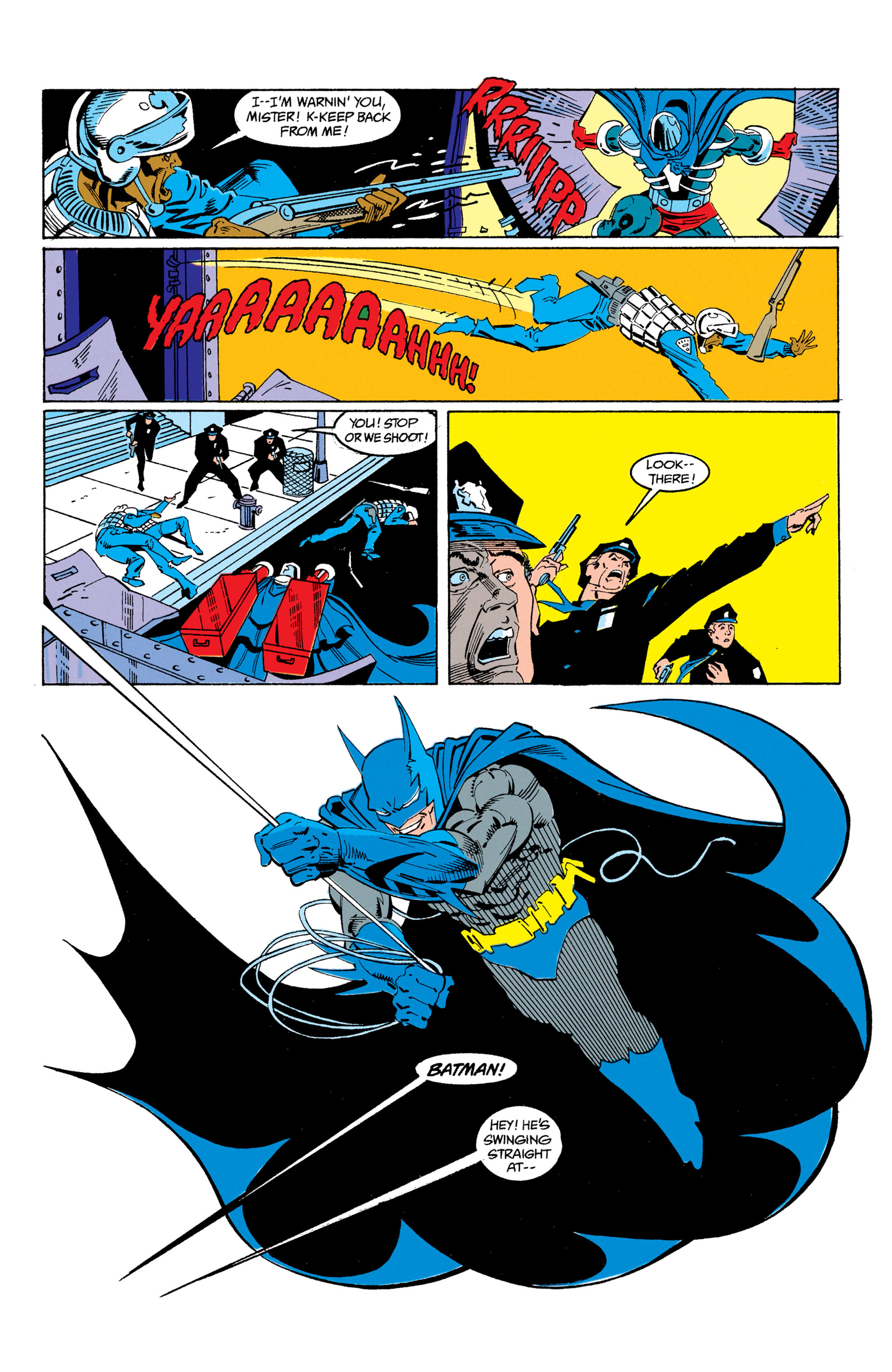 Detective Comics (1937) Issue #605 Page 13