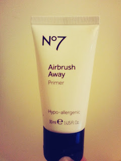 Airbrush Away €25 at Boots