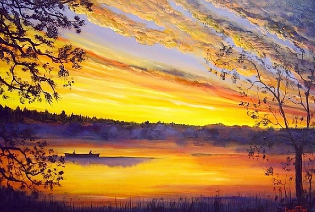 cuadros-pintorescos-de-paisajes-al-oleo