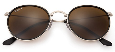 Ray-Ban plegables frontal