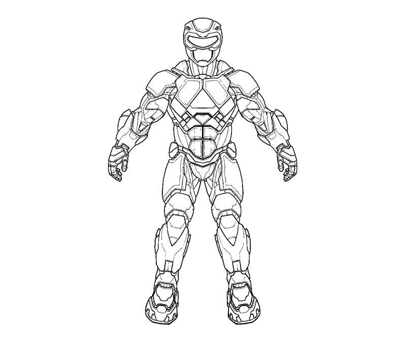 Free wolf zord power rangers coloring pages