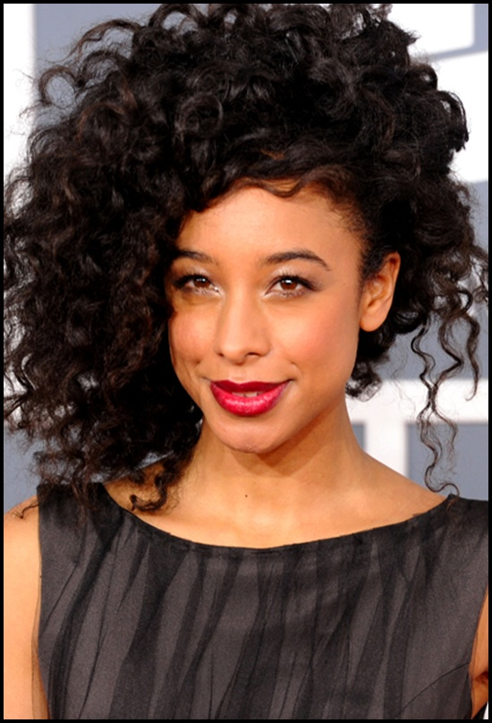 Hairstyles For Medium Hair Black Women Curly 2015 New | Hairstyles for ...