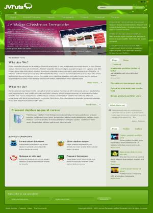 Share template JV Futa - Joomla 1.5