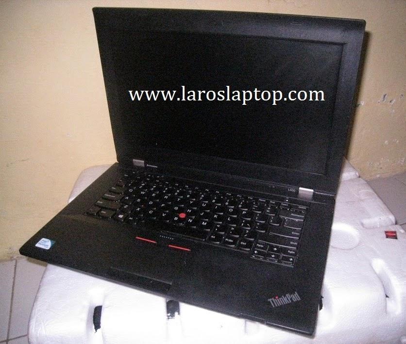 Harga Laptop Second LENOVO Thinkpad L430