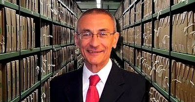 Strange History of John Podesta's Space Alien Obsession