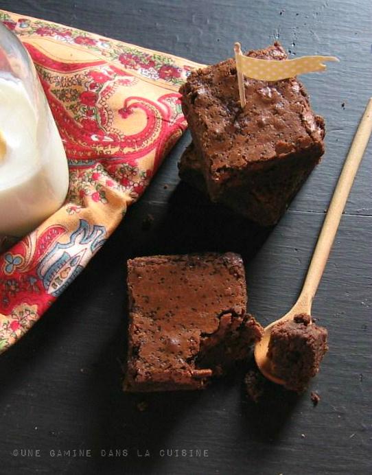 Spicy Brownies | une gamine dans la cuisine