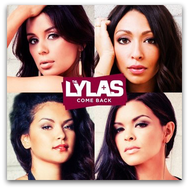 The Lylas Come Back CD cover single Bruno Mars