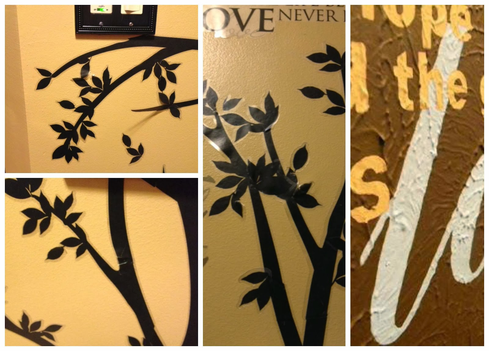Decorating with Decals: