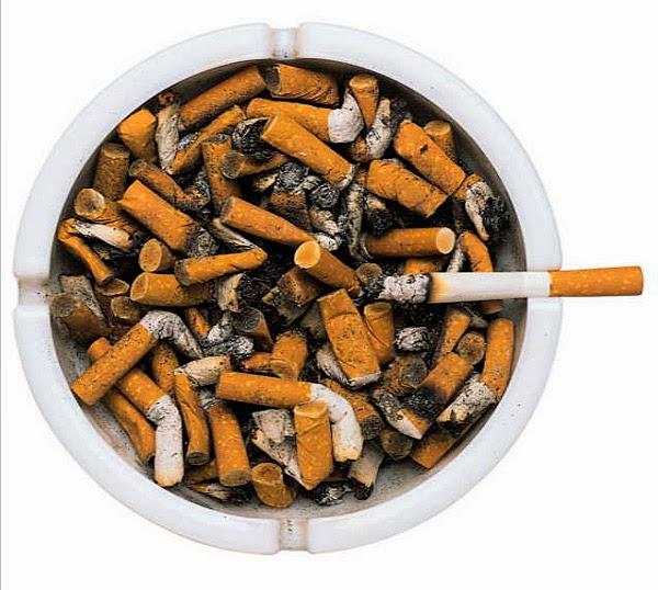 Tips cara menghilangkan nikotin pada tubuh