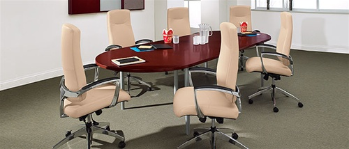 The office furniture blog at modern for Modern affordable office furniture