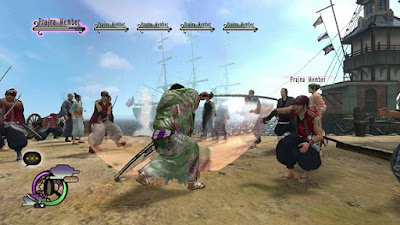 Way of the Samurai 4 -CODEX Terupdate v1.01 screenshot