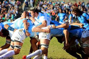 Argentina venció a Uruguay por la CONSUR Cup