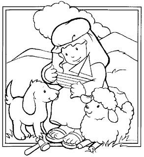imagens para colorir religiosas - MAIS DE 200 DESENHOS BÍBLICOS PARA COLORIR