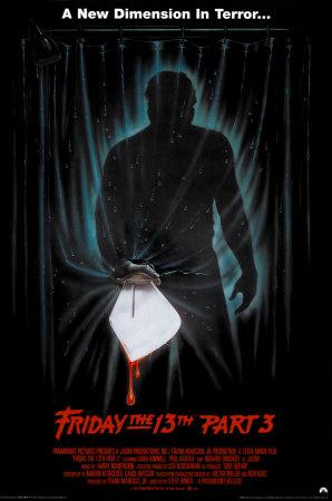 Thứ 6 Ngày 13 - Phần 3 (1982) Poster