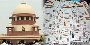 Supreme Court Decision on Aadhar Card