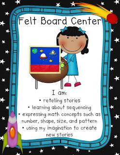 https://www.teacherspayteachers.com/Product/Outer-Space-Center-Signs-1353874