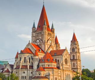 Town hall en viena