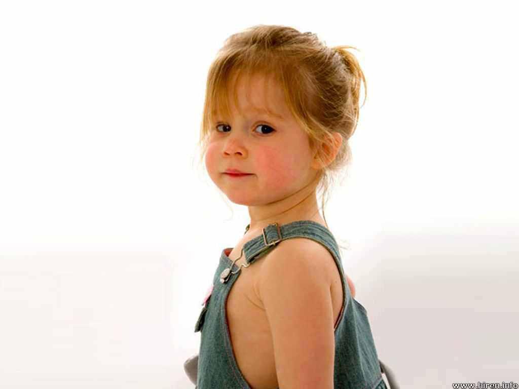 Cute Little Baby Girl Hd Wallpaper Cute Little Babies