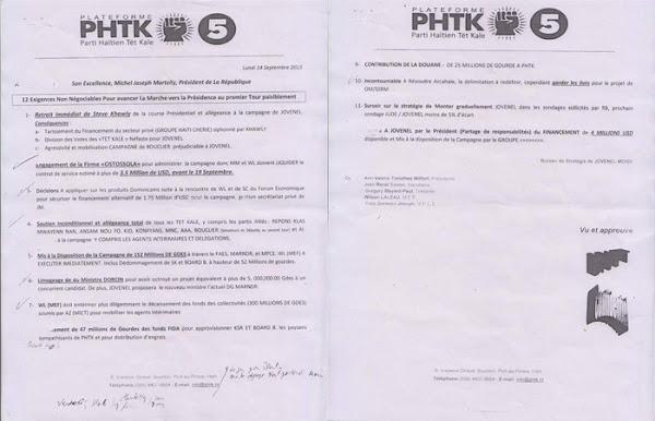 """Memo.de El periódico """"Haití Sentinel"""""""