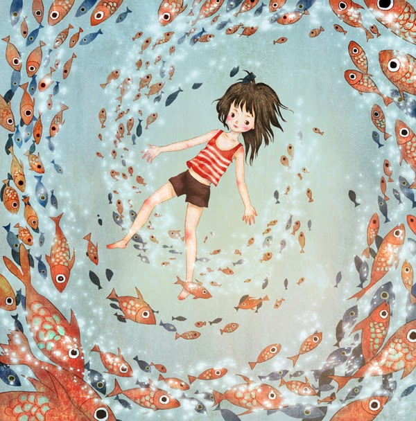 ©Khoa Le - Ocean Dream. Ilustración | Illustration