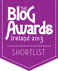 Shortlisted for Best Beauty/Fashion Blog and Best Craft Blog 2013 - Thank You!