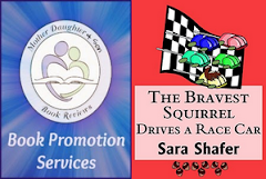 The Bravest Squirrel Drives a Race Car - 10 December