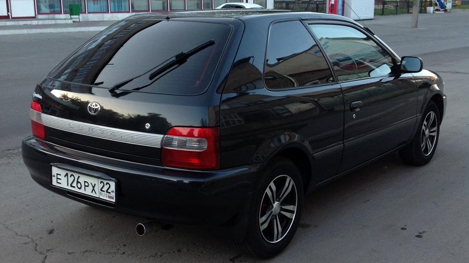 Toyota Corsa L50, nieznane samochody, hatchbacki z lat 90