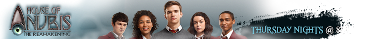 HOUSE OF ANUBIS 3 TEMPORADA