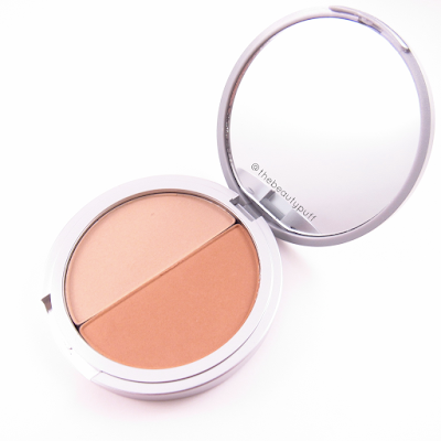 the organic face luminous glow & miami bronze - the beauty puff