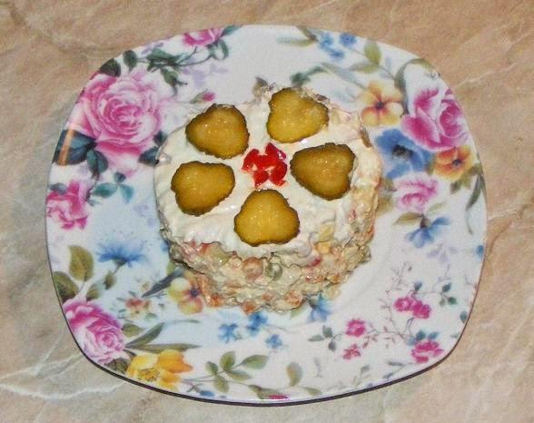 salate, salata boeuf, salata de boeuf, salata boeuf cu piept de pui, aperitive, aperitiv, salata boeuf preparata acasa, retete culinare, retete de mancare, retete mancare, preparate culinare, retete aperitive, reteta aperitive, retete de aperitive, aperitive festive, retete cu pui, preparate din pui, aperitive deosebite, aperitive de craciun, aperitive rapide, aperitive reci, salata, retete de salate,