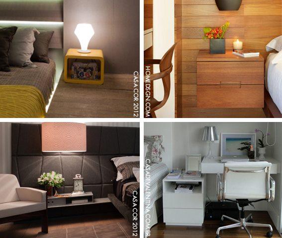 Home improvement ideas dormitorios camas y mesitas de for Ideas mesitas de noche