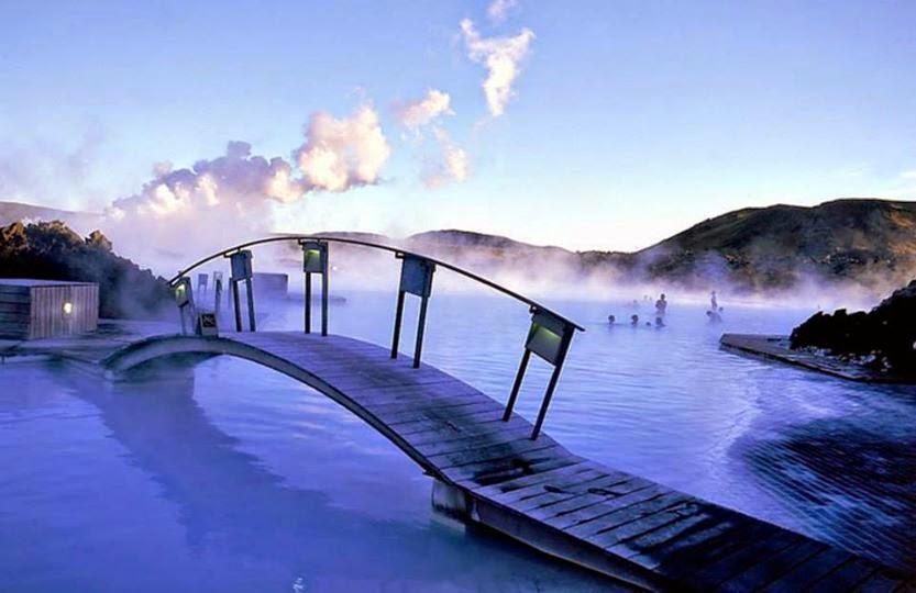 Blue Lagoon - Grindavík  (Islanda)
