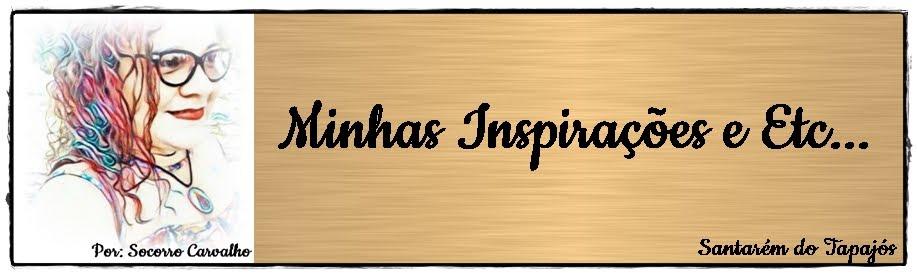 MINHAS INSPIRAÇÕES ETC...