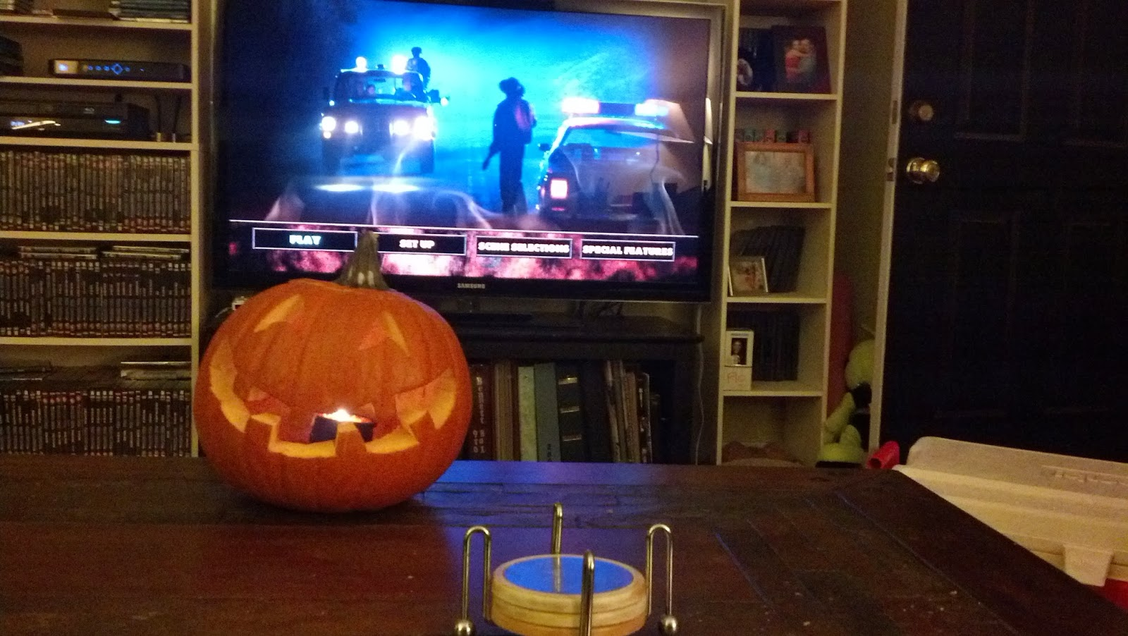 let's get out of here!: crazy movie weekend: halloween horrorfest 3!