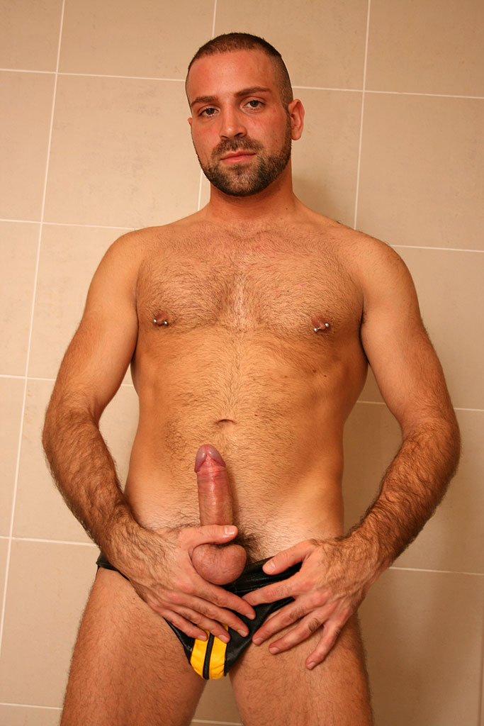Hombres Desnudos Feliz Lunes