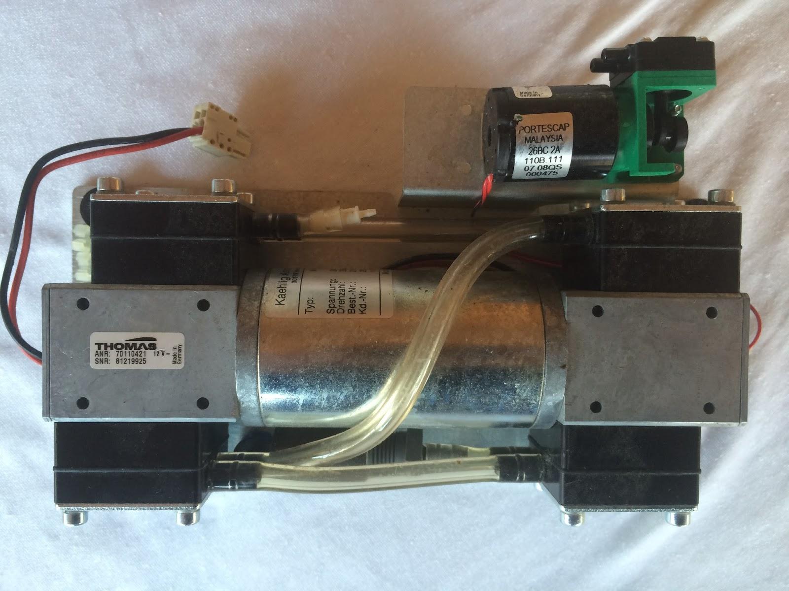 Kaehlig antriebstechnik brushed dc motor permanent magnet for Surplus permanent magnet dc motors