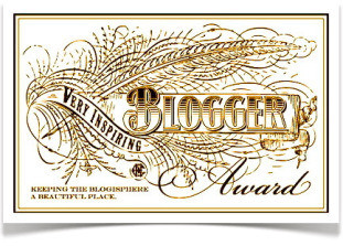 i miei 15 vincitori del very inspiring blogger award
