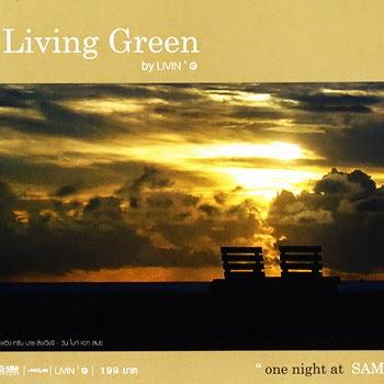 Download [Mp3]-[Album] เพลงบรรเลงหายาก อัลบั้ม Living Green – One night at Samui @320kbps [Shared] 4shared By Pleng-mun.com