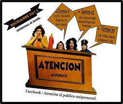 .Agustín Corsi - Atención al Público